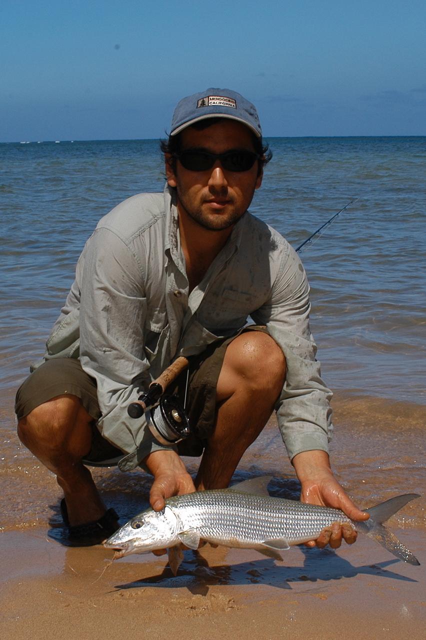 Kauai fly fishing bonefishing hawaii fly fishing for the for Fishing in kauai